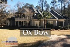 Ox Bow in NE Tallahassee is one of many popular areas that have a local name yet are not defined by the Leon County Property Appraiser; here are ALL current listings and a report on historical prices and home values. #LuxuryHomes #luxuryrealestate