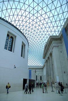 Great Court - British Museum