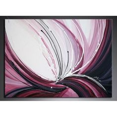 Enhance Your Home with this Hand-Painted Abstract Purple Flower oil painting decoration.  Hand-made artwork for interior decorating or home improvement projects.  This contemporary oil painting makes a great wall decor gift. We make all kinds of famous paintings and custom oil portrait paintings.  Click through to see this canvas oil painting!  #homedecor #homedecorideas #painting #wallart #walldecor #interiordecorating #art #artwork #abstract #abstractpainting Oil Portrait, Portrait Paintings, Fish Paintings, Original Paintings, Handmade Home Decor, Handmade Items, Handmade Gifts, Koi Art, Cuban Art