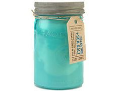 , Ocean Tide and Sea Salt, Paddywax Relish Collection - Candles - Decorative Candles - Mason Jar Candles - Jar Candle - Paddywax - Paddywax Candles - Home Fragrance - Soy Wax - Scented Candles - Christmas Gift - Turquoise Candles And Candleholders, Large Candles, Mason Jar Candles, Soy Wax Candles, Scented Candles, Aroma Candles, Decorative Candles, Handmade Candles, Handmade Home Decor