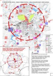 Řešení území vnitřní části města Plzně