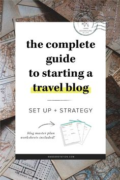 In this guide, we will be covering everything you need to know to get your blog set up, from the idea-generation, to purchasing your domain + web hosting, to long-term success.