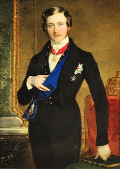 Sir William Ross, Prince Albert 1840 Queen's Gallery, Palace of Holyroodhouse