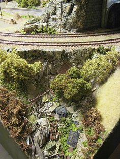 HO Scale Layout Southern Pacific   Flickr - Photo Sharing!