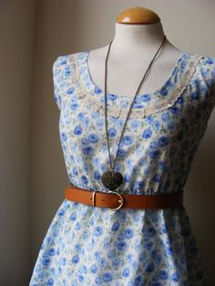 Beautiful+Blue+English+Rose+Floral+Lace+by+jenniferlillydesigns,+$32.00. Want this so much!!