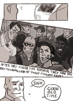 That caption though. Tf2 Comics, Funny Comics, Steven Universe, Tf2 Scout, Tf2 Funny, Valve Games, Team Fortress 2 Medic, Tf2 Memes, Team Fortess 2