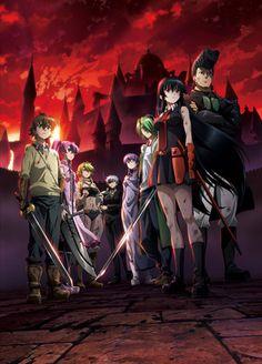 Adult Swim's Toonami to Run Akame ga Kill, Michiko & Hatchin - News - Anime News Network