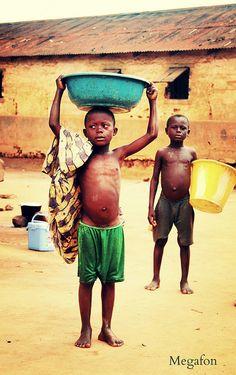 Boys of DR Congo