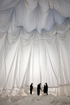 christo's installation