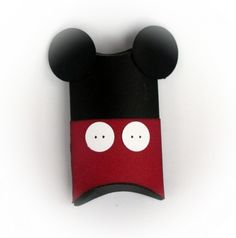 Mickey Mouse Themed Pillow Gift Treat Boxes Set of 12. $14.99