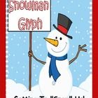 FREE-Snowman Glyph.  This is a fun winter activity that gets the students following directions and sharing  about themselves! Just copy the Snowman Glyph templates and ...