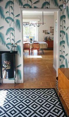 A Kurbits Villa Filled With Swedish Folk Art | Design*Sponge