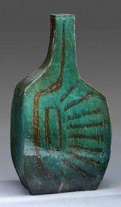 Charles Sucsan Abstract Vase