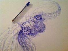 Drawing bic