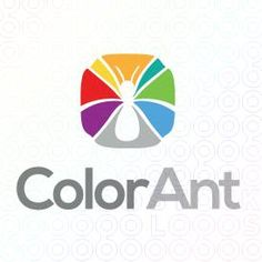 Colorful Ant Logo Designs For Sale on Stock Logos | Color Ant logo