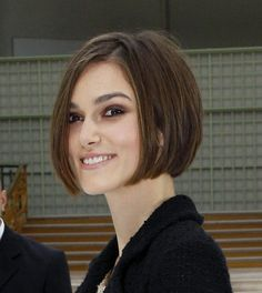 Keira Knightley has cut all