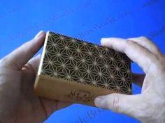 The Goblet Kuroasa Secret Japanese Puzzle Box is BEAUTIFUL!