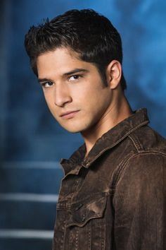 Tyler Posey as (Scott McCall) #TeenWolfSeason4
