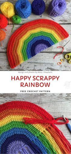 Quick Crochet, Basic Crochet Stitches, Crochet Blanket Patterns, Crochet Motif, Crochet Designs, Free Crochet, Kids Crochet, Crochet Baby, Crochet Wall Art