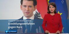 Falschaussage im U-Ausschuss: Österreichs Bundeskanzler Kanzler Kurz rechnet mit einer Anklage. Die internationale Öffentlichkeit schaut nach Wien.