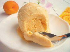 *Βερίκοκο παγωτό τέλεια γεύση!! ~ ΜΑΓΕΙΡΙΚΗ ΚΑΙ ΣΥΝΤΑΓΕΣ