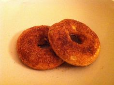 "Cinnamon ""Sugar"" Donuts 