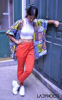 Kimono LADYHOOD www.ladyhood.fr