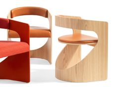 Chair with armrests LUCKY | Chair with armrests - Blå Station