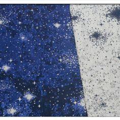 Natibaby Night Blue Nebula Woven Wrap