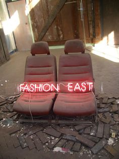 Fashion East @ London Womenswear A/W 2013 -