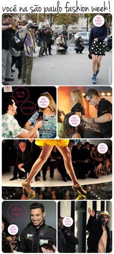 SPFW, Concurso, O Boticario, free-pass, convites, looks, instagram, #spfweuvou, desfiles,