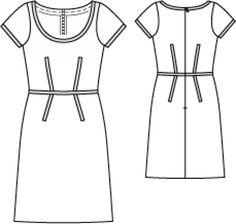 Dress BS 3/2013 110