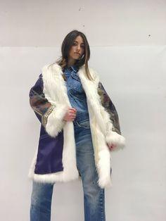 8b951d5f34 White Eco Fur LOLA DARLING