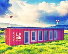 Solar-powered Sustainer Homes give you the freedom to live anywhere