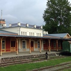 Like time had stopped the century ago - historical heritage - Haapsalu, Estonia
