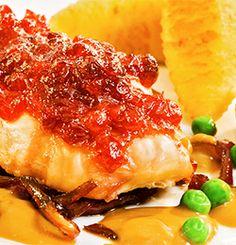 TYTTEBÆRGLASERT KYLLINGFILET Lasagna, Ethnic Recipes, Food, Essen, Meals, Yemek, Lasagne, Eten