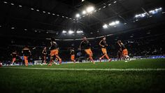 20140226_FC Schalke 04-Real Madrid CF Basketball Court, Soccer, Real Madrid, Football, Photos, Futbol, Futbol, Pictures, European Football