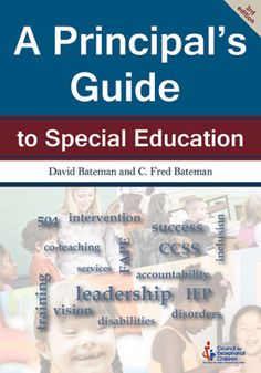 The current perspectives on special educational needs