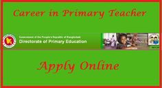 dpe.gov.bd Primary Assistant Teacher Online Apply 2013