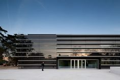 Gonçalo Byrne, arquitectos Lda., João Morgado · EPAL Central Laboratory