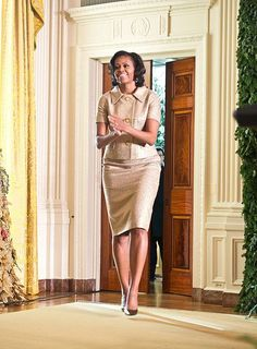 Our absolutely elegant and stunningly beautiful (inside and out) First Lady, Michelle Obama!!