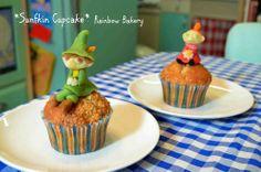 Snufkin Cupcake| ウーマンエキサイト みんなの投稿
