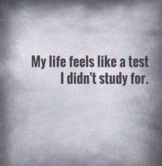 My Life Feels Like A Test I Didn't Study For  || {Hilfe im Studium|Damit dein Studium ein Erfolg wird|Mit der richtigen Technik studieren|Studienerfolg ist planbar|Mit Leichtigkeit studieren|Prüfungen bestehen} mit ZENTRAL-lernen. {Kostenloser Lerntypen-Test!| |e-learning|LernCoaching|Lerntraining}