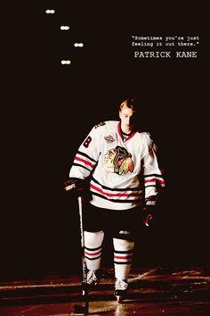 Patrick Kane, the best hockey player in America