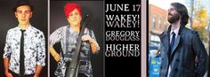 Monique Citro, Lisa Piccirillo & I are supporting the incredible Wakey!Wakey! this Tuesday night (June 17) at Higher Ground! Be sure to come out early, this is going to be a great lineup! http://www.highergroundmusic.com/event/561281-wakey-wakey-south-burlington/