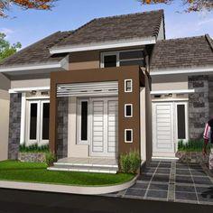 Model Rumah Minimalis Terbaru Ini Sederhana Tapi Mewah