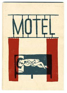 motel by chipirilox, via Flickr