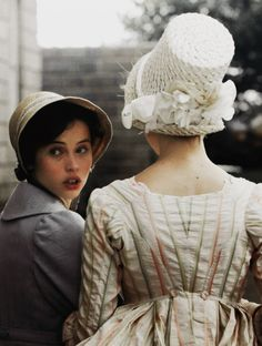 Lucie and Nellie Jane Eyre 2011, Jane Austen Movies, Elizabeth Bennet, Felicity Jones, Best Novels, Romantic Photos, Pride And Prejudice, Period Dramas, Romance Novels