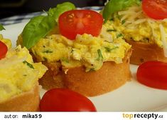 Bon Appetit, Starters, Baked Potato, Ham, Toast, Food And Drink, Appetizers, Potatoes, Eggs