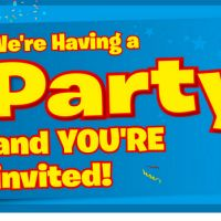 On Saturday, March 26th between 10am – 4pm you are invited to the Smyths Store Party for free where kids get loads of freebies.